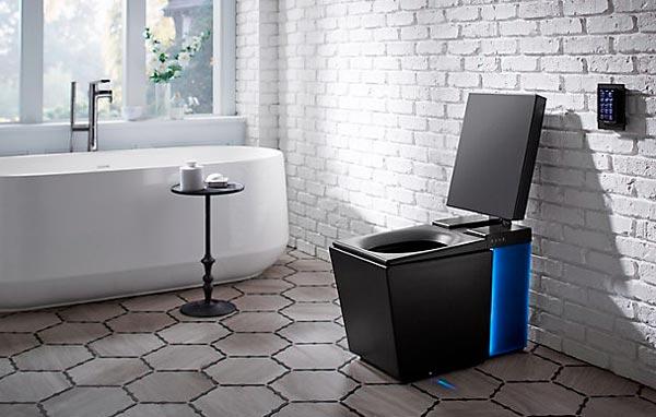 Baños de alta tecnología
