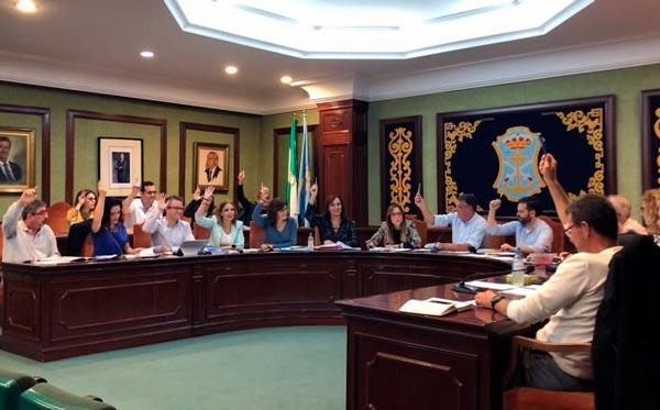 Nerja aprueba reducción impuestos IBI 2020