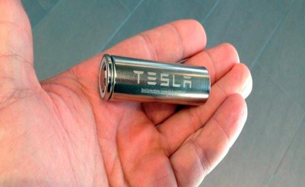 Tesla batería coche eléctrico alimenta durante 1 millón de millas