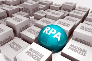 robots RPA en la industria financiera