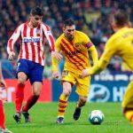 El gol de Messi asegura la victoria del Barça
