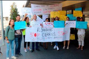 Ryanair al personal de Girona